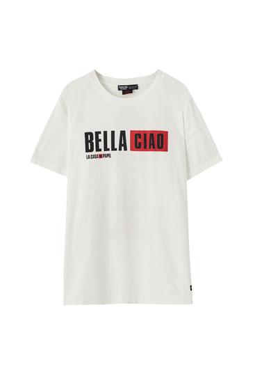 Money Heist x Pull&Bear Bella Ciao T-shirt
