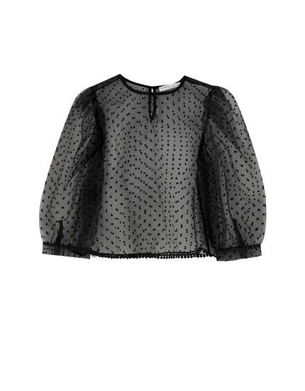 Descubre Lo último En Blusas Y Camisas De Mujer Pullbear