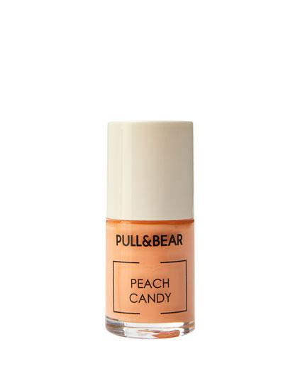 Peach Candy nail varnish