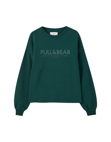 Basic logo sweatshirt
