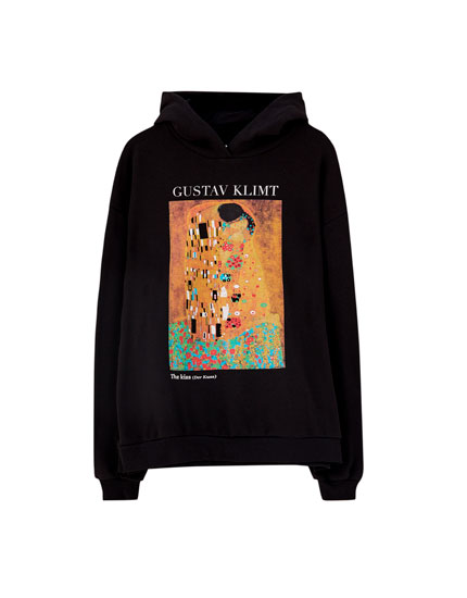 Sweat Klimt baiser