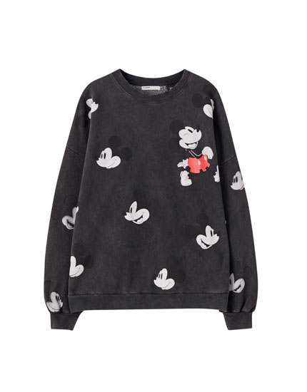 Sweat Mickey Mouse imprimé sur l'ensemble