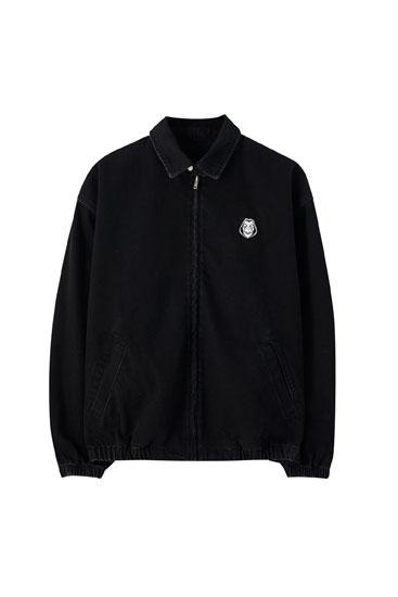 Money Heist x Pull&Bear bomber jacket