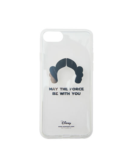 STAR WARS Leia smartphone case