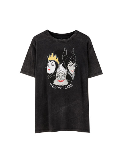 Villains T-shirt