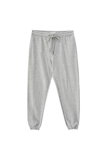 Pantalón jogging goma bajo