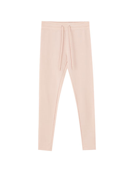 Pantalon jogger leggings coton