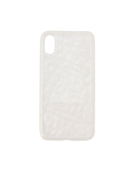 Textured smartphone case