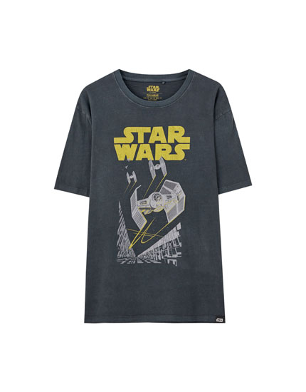 Playera STAR WARS nave