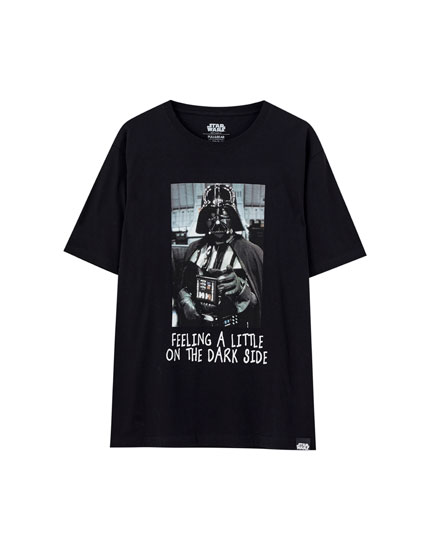 Playera STAR WARS Darth Vader