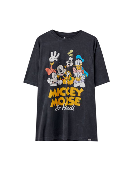 Playera Mickey Mouse & Friends