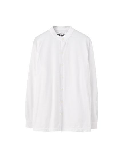 Shirt fabric T-shirt