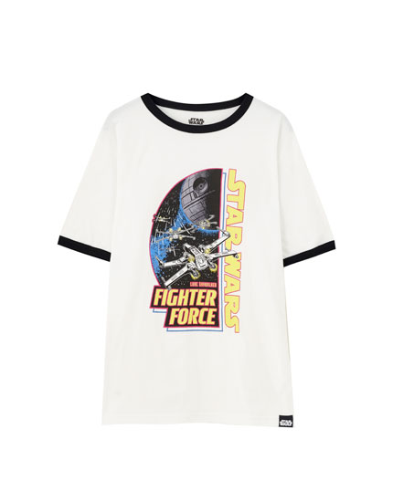 T-shirt STAR WARS « Fighter Force »