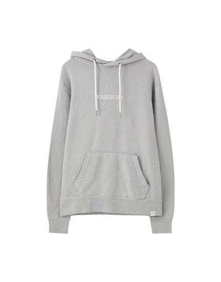 Basic logo hoodie