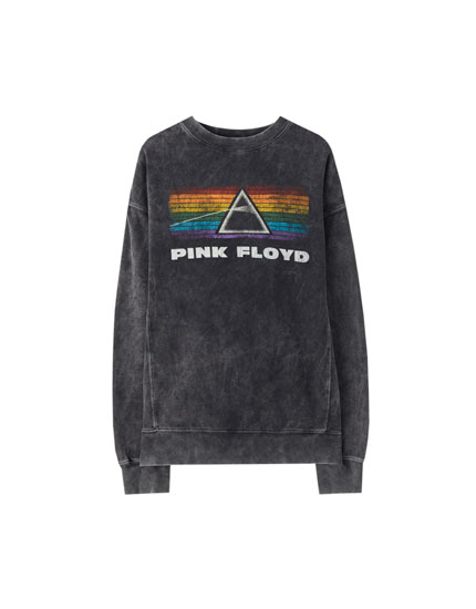 Sweat Pink Floyd noir