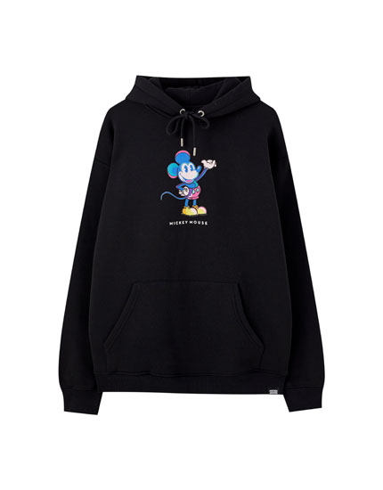 Sweat Mickey Mouse noir
