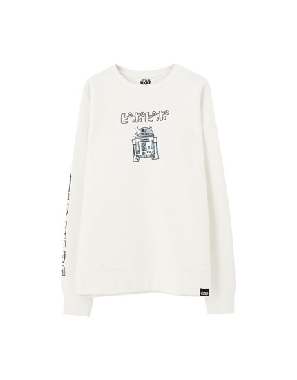 STAR WARS R2-D2 sweatshirt