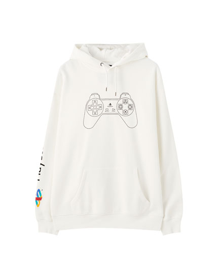 Sudadera Play Station mando