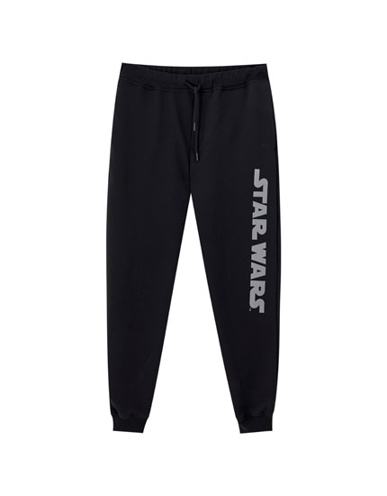STAR WARS jogging trousers with reflective detail