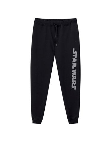Παντελόνι jogger STAR WARS με ανακλαστικά