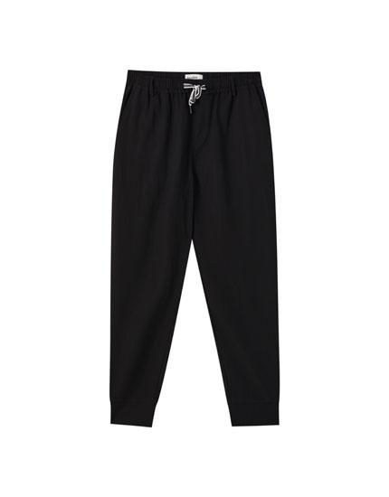 Pantaloni beach tessuto leggero