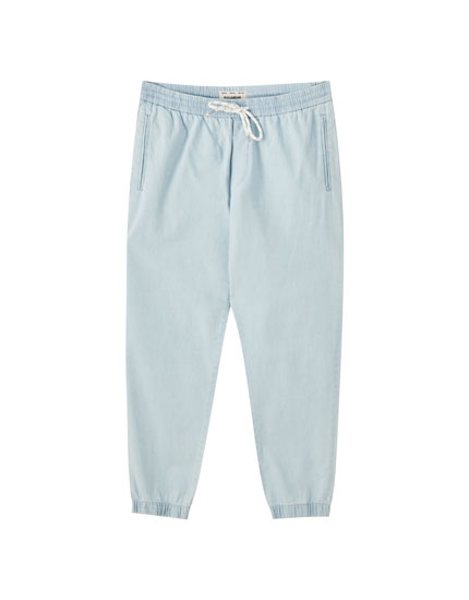 Jeans beach vita elasticizzata