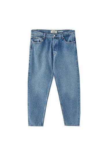 Basic five-pocket jeans