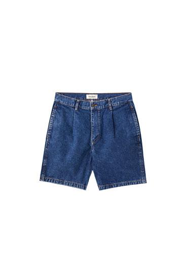 Bermuda jeans anni '90