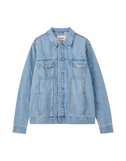Basic denim jacket in different washes