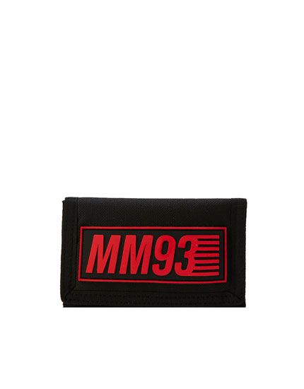 Marc Márquez 93 wallet with logo