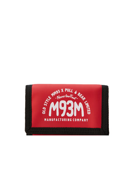 Marc Márquez 93 wallet with slogan