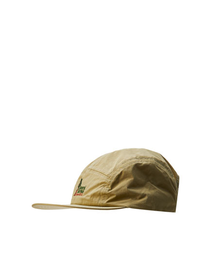Five-panel 'General Sherman' cap