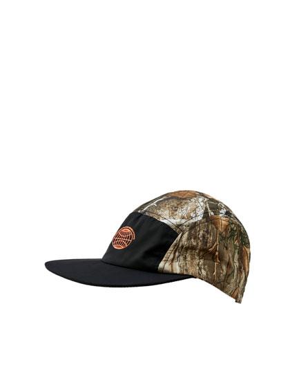 Realtree visor cap