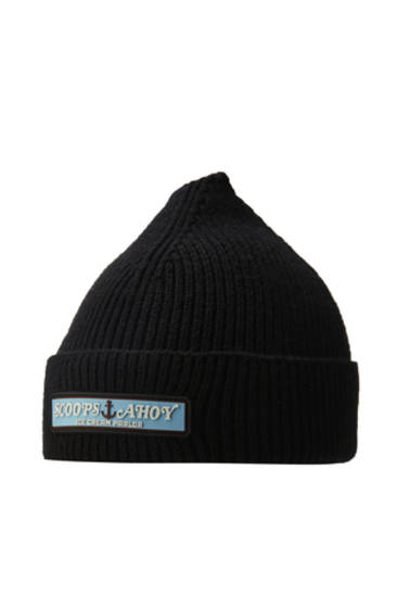 Black Stranger Things 3 beanie