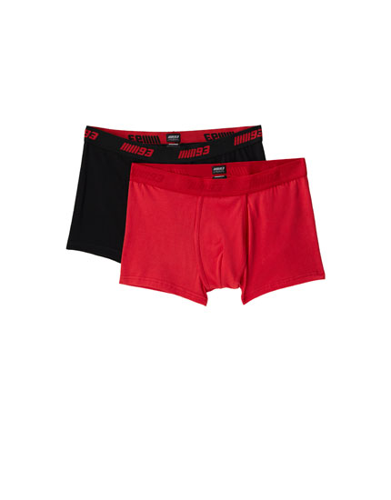 Pack of 2 Marc Márquez boxers