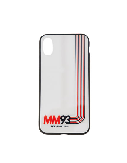 MM93 print smartphone case