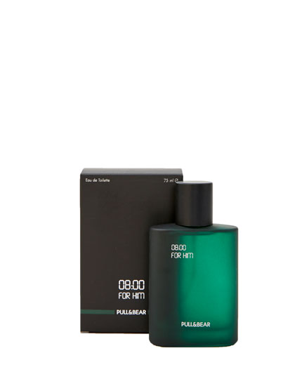 08:00 eau de toilette in 75ml