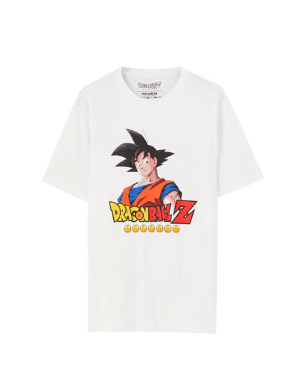 Camiseta Dragon Ball Z Son Gokū