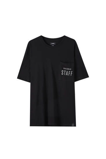 Oversized Staff T-shirt