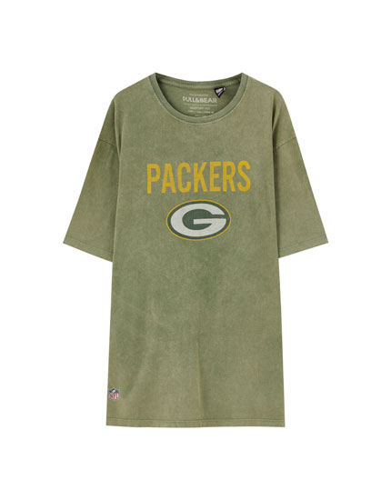 Playera verde Packers NFL