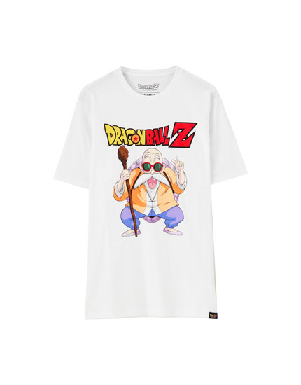 Playera Dragon Ball Z Roshi