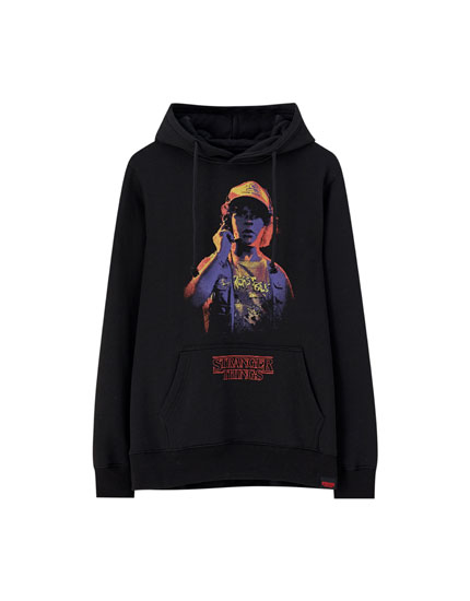 Sudadera Stranger Things 3 Dustin