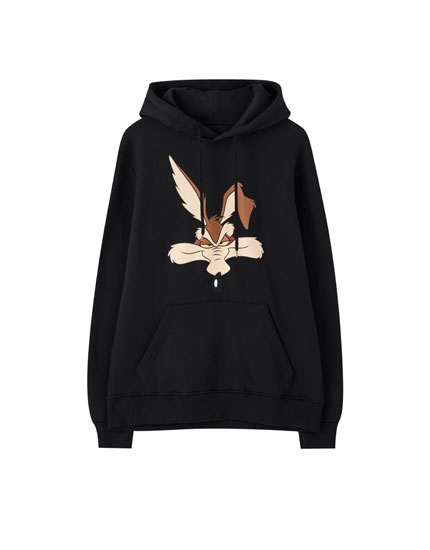 Sweat Looney Tunes coyote