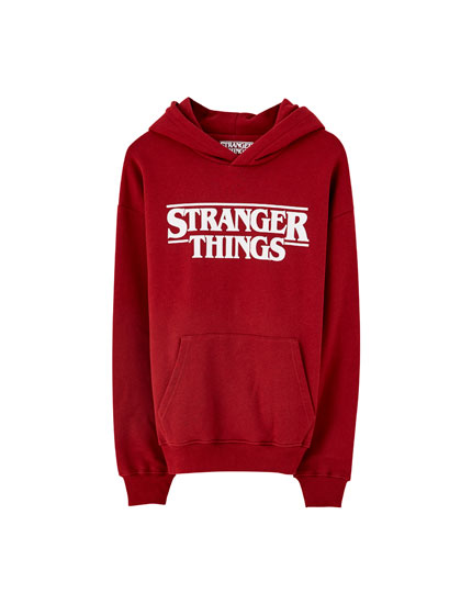 Sudadera Stranger Things 3 básica