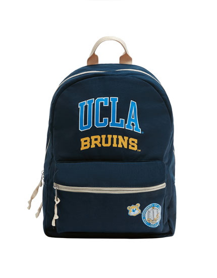 UCLA x Pull&Bear backpack