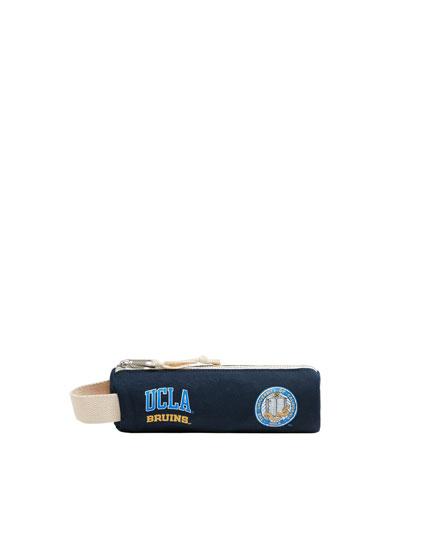 UCLA x Pull&Bear pencil case