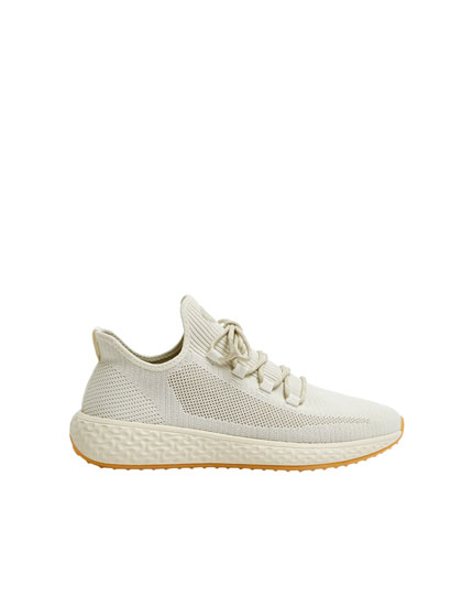 Basic sock-style trainers
