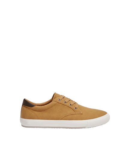 Mustard smart trainers