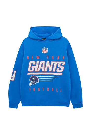 Sweat NFL New York Giants capuche