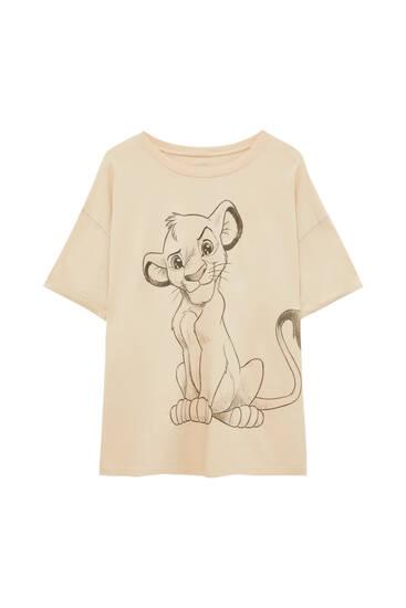 Lion King Simba T-shirt